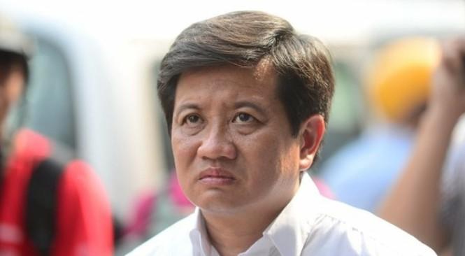 Chủ tịch TPHCM chấp thuận cho ông Đoàn Ngọc Hải từ chức