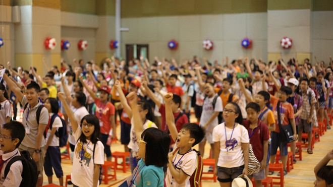 Tham gia Trại hè, các công dân nhí từ 6-16 tuổi không chỉ có cơ hội khám phá bản thân, kết nối bạn bè mà còn được học hỏi, rèn luyện kiến thức, kỹ năng sống để chủ động chuẩn bị hành trang tốt nhất cho mai sau.