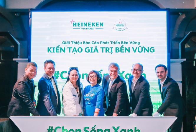 HEINEKEN Việt Nam công bố Báo cáo Phát triển bền vững lần thứ 5