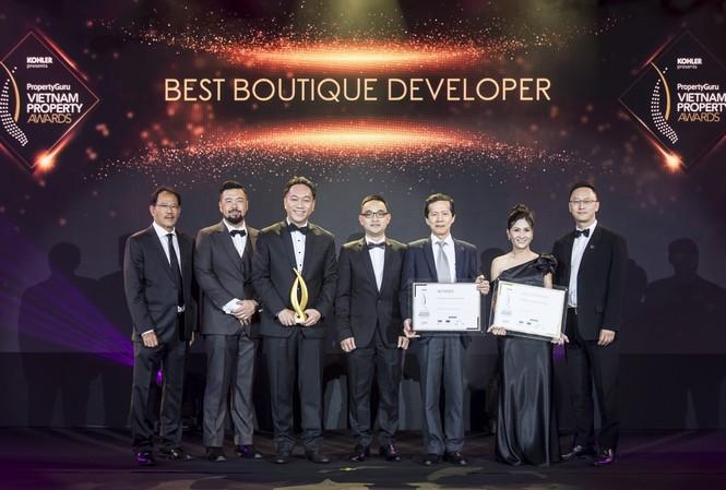 SONKIM LAND giành nhiều giải thưởng lớn tại Vietnam Property Awards