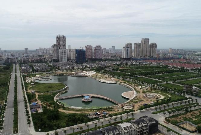 Công viên Thiên Văn học tại Khu Đô thi Dương Nội dự kiến sẽ được khánh thành trong quý III/2019