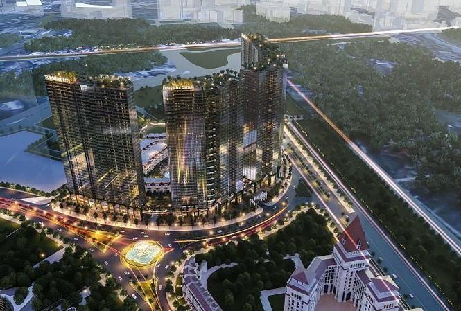 """Có trong tay chỉ từ 365 triệu đồng, khách hàng có thể sở hữu căn hộ đẳng cấp Sunshine City tại """"khu nhà giàu"""" Hà Nội."""
