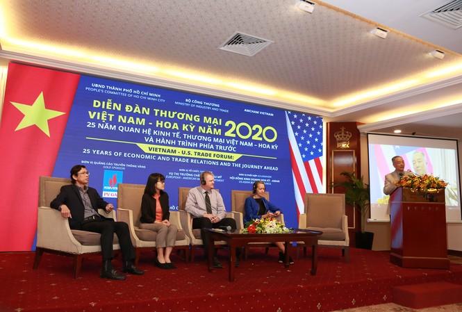 Diễn đàn thương mại Việt Nam – Hoa Kỳ năm 2020