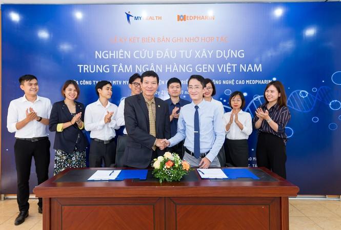 Medpharin và My Health nghiên cứu, phối hợp triển khai Trung tâm Ngân hàng Gen Việt Nam