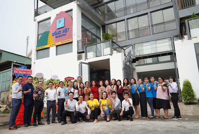 CEO đào tạo Rồng Việt: 'Chọn khác biệt trong giáo dục để không một ai bị bỏ lại phía sau'