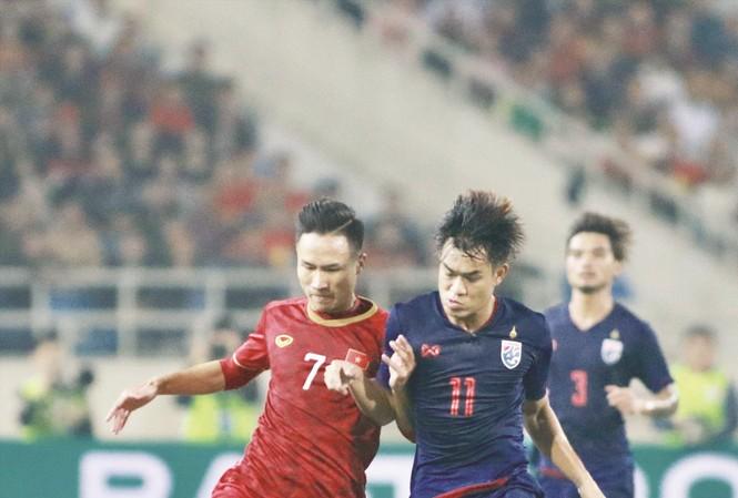 Đội tuyển Việt Nam sẽ gặp lại những  đối thủ quá quen thuộc ở khu vực Đông Nam Áảnh: VSI