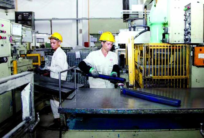 Công nghiệp hỗ trợ được Vĩnh Phúc xác định là khâu đột phá để nâng cao giá trị gia tăng, tạo nền tảng phát triển ngành công nghiệp bền vững