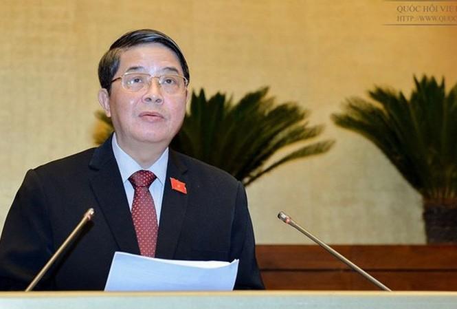 Chủ nhiệm Uỷ ban Tài chính Ngân sách Nguyễn Đức Hải