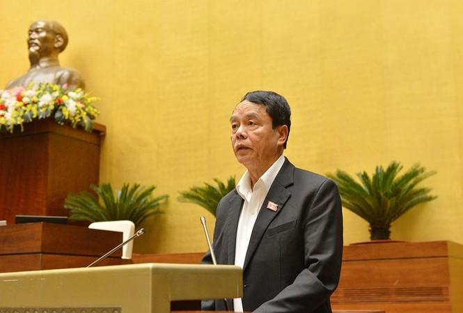 Chủ nhiệm Ủy ban Quốc phòng an ninh Võ Trọng Việt