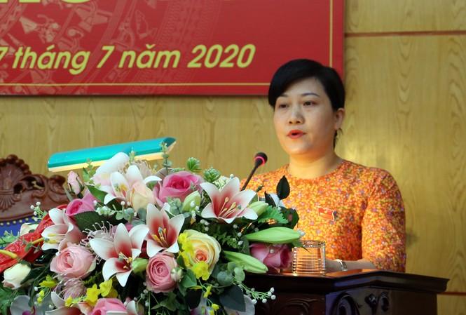 Bà Đỗ Thị Minh Hoa. Ảnh IT