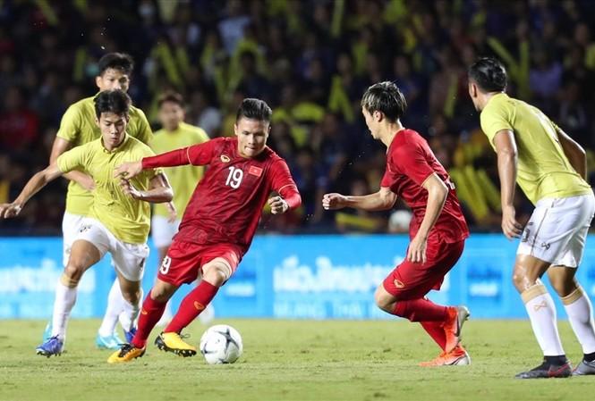 'Cháy vé' đại chiến Thái Lan - Việt Nam tại vòng loại World Cup