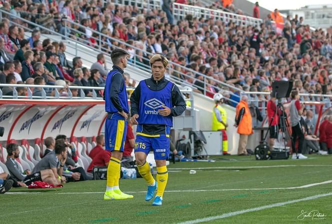 Công Phượng dự bị, Sint Truidense thua trận thứ 3 giải vô địch Bỉ