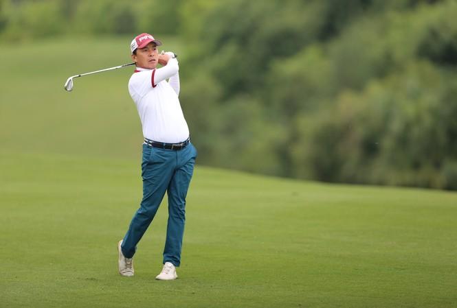 Golfer Lê Hùng Nam chạy đà hoàn hảo trước thềm Tiền Phong Golf Championship