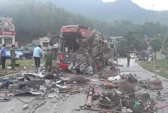 Công ty TNHH Long Giang tai nạn ở Hoà Bình khiến 3 người chết.
