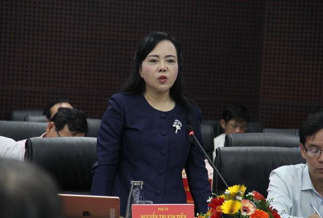 Bộ trưởng Y tế chỉ đích danh 2 lĩnh vực nhiều nguy cơ tham nhũng