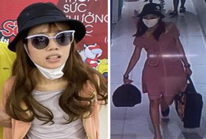Phùng Thị Thắng bị Công an khởi tố để điều tra.