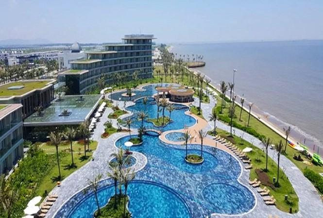 Nhiều khách sạn ven biển đều kín phòng dịp nghỉ lễ 2/9