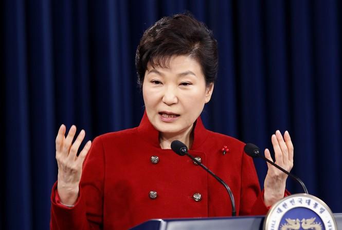 Bà Park Geun-hye