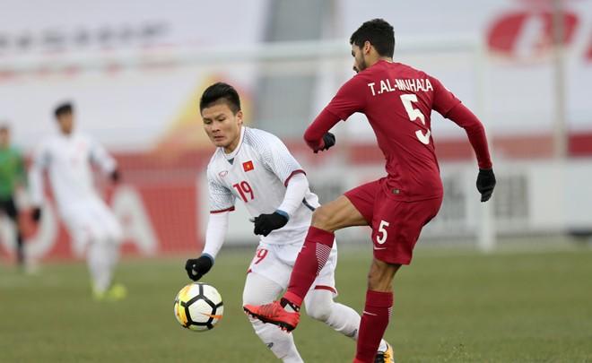 """Nguyễn Quang Hải được The AFC gọi là """"tâm điểm của người Đông Nam Á"""". Ảnh: AFC"""