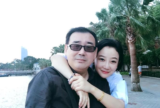 Nhà văn Úc gốc Trung Quốc Yang Hengjun và vợ - Yuan Xiaoliang. Ảnh: AP.