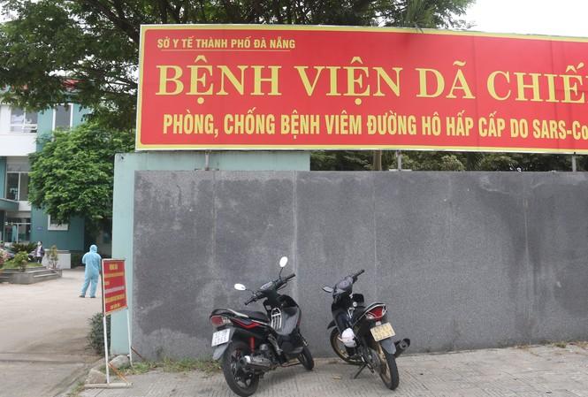 Đà Nẵng giải thể bệnh viện dã chiến Hoà Vang sau khi dịch COVID-19 được kiểm soát, bệnh nhân được chữa trị hết. Ảnh: Nguyễn Thành