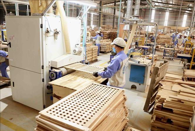 Xuất khẩu gỗ năm 2020 có thể cán đích 13 tỷ USD