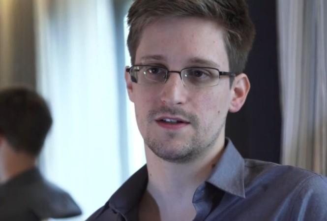 Cựu nhân viên CIA Edward Snowden, người tiết lộ những thông tin mật của NSA