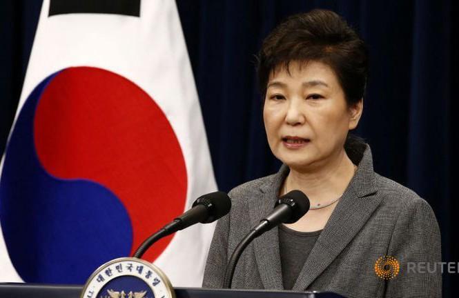 Tổng thống Hàn Quốc Park Geun Hye