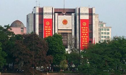 UBND thành phố Hà Nội sẽ tiếp tục thực hiện các biện pháp cải cách thủ tục hành chính mạnh mẽ