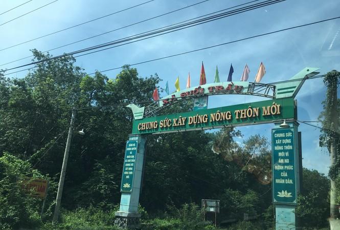 Về xã Suối Trầu trước ngày giải thể nhường đất xây sân bay Long Thành