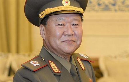 Ông Choe Ryong-hae