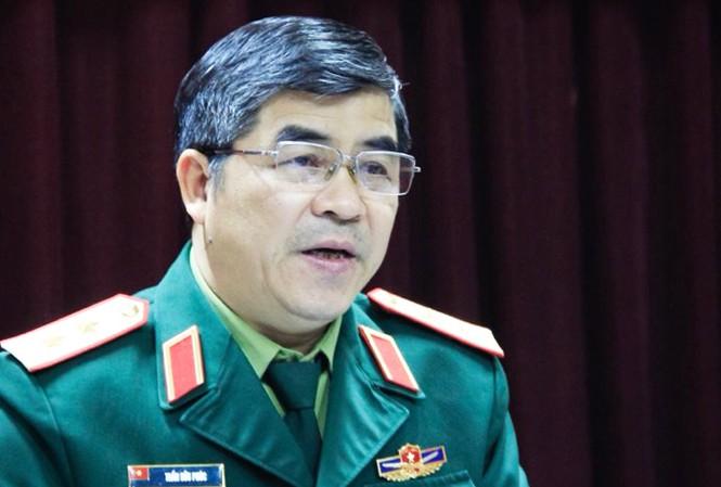 Trung tướng Trần Hữu Phúc. Ảnh Vnexpress.