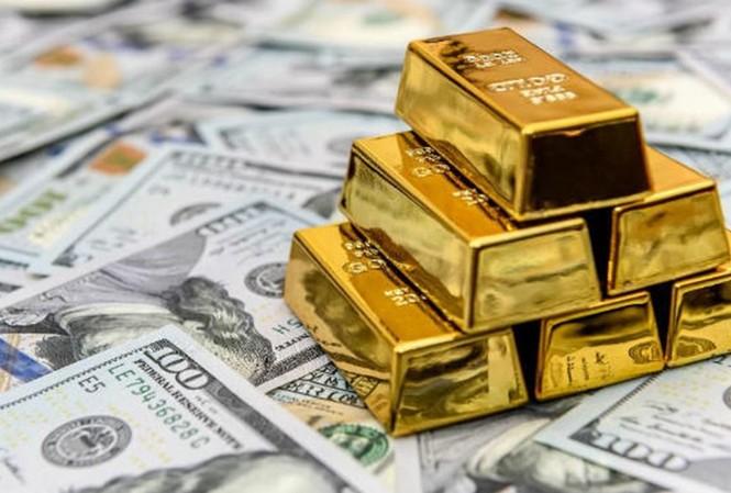 Giá vàng chững lại, USD bật tăng phiên thứ 4 liên tiếp. ảnh minh họa
