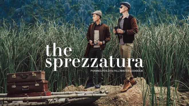 Thời trang phong cách Sprezzatura đầy cuốn hút