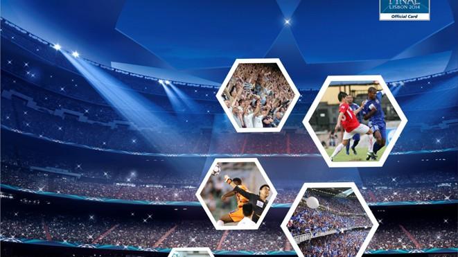 Trải nghiệm giải đấu đỉnh cao châu Âu cùng thẻ Eximbank - MasterCard