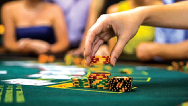 Phần lớn khách vào chơi casino ở Việt Nam là khách Trung Quốc.