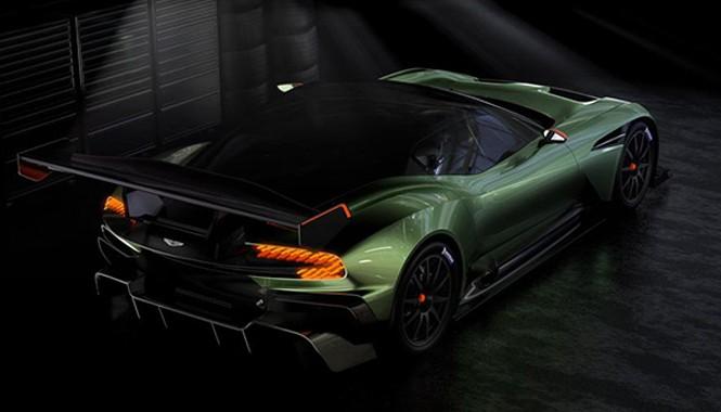 Me Mẩn Với Vẻ đẹp Của Sieu Xe Aston Martin Vulcan 28 02 2015 Khoa Học Bao điện Tử Tiền Phong