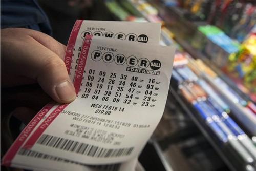 Giá trị giải độc đắc Powerball đã lên 1,5 tỷ USD. Ảnh:Lottosonline.