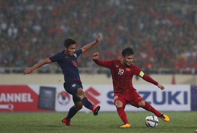 Tuyển Việt Nam sắp tái đấu Thái Lan ở Vòng loại World Cup 2022.