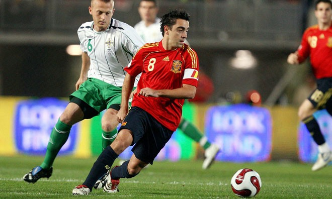 Laporta đã gặp gỡ Xavi để mời anh gia nhập Al Arabi