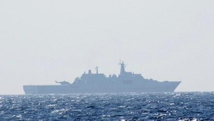 Bản tin 20H: Trung Quốc tăng 2 tàu chiến, tiếp tục hung hăng