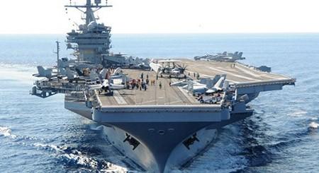 Tàu sân bay USS George H.W. Bush
