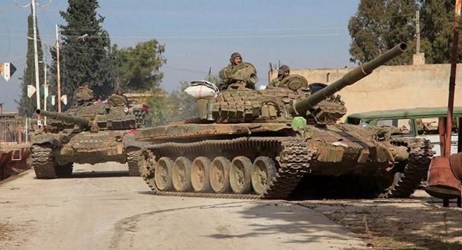 Bản tin 20H: Quân đội Syria đánh bật IS giành nhiều cao điểm