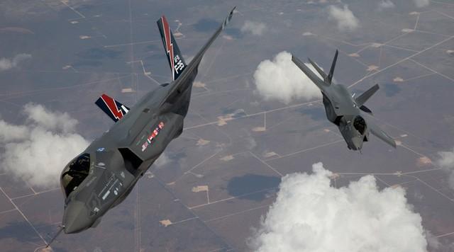 Tiêm kích F-35 của Không quân Mỹ