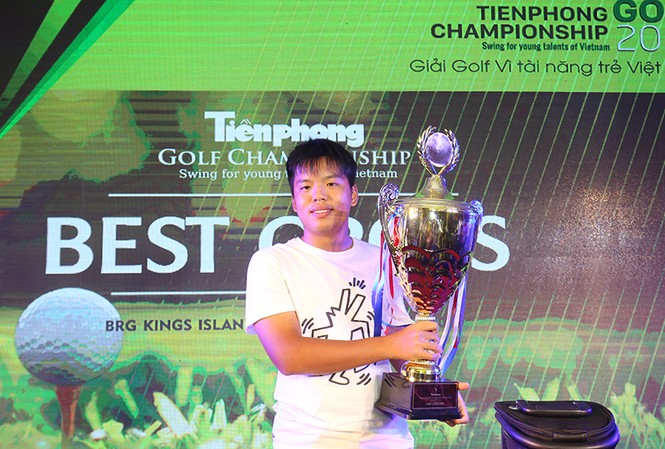 Toàn cảnh Gala trao giải Tiền Phong Golf Championship 2019