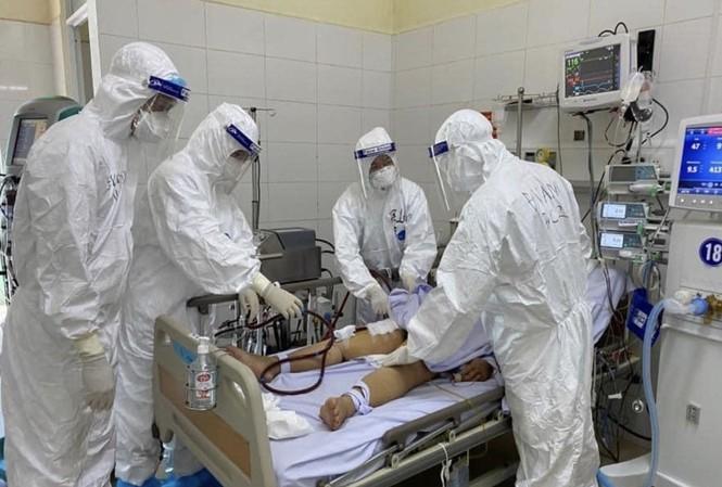 Bệnh nhân thứ 31 tử vong vì COVID-19 tại Việt Nam