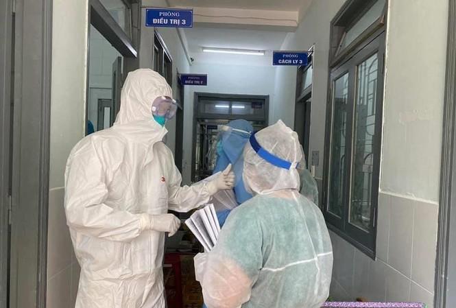 Đã tìm thấy tài xế taxi chở bệnh nhân COVID-19 tại Hà Nội