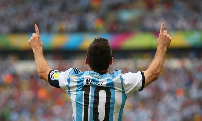 Messi chưa thể nghỉ ngơi