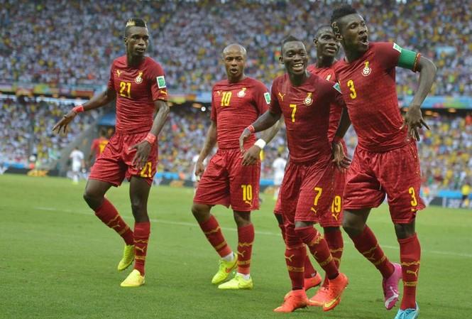 Ghana vừa gặp rắc rối liên quan đến cá độ.