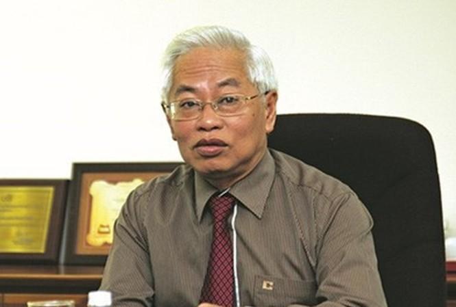 Cựu Tổng giám đốc DongABank Trần Phương Bình.